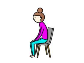 腰痛,デスクワーク